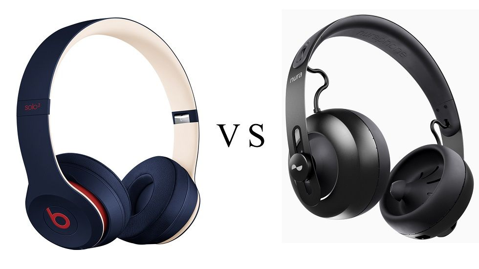 Beats Solo3 vs Nuraphone Wireless Headphones