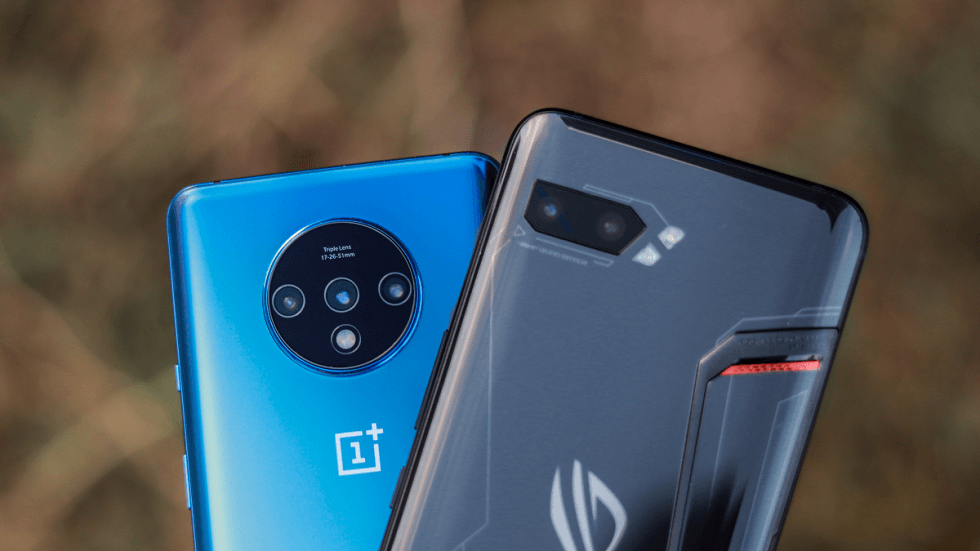 OnePlus 7T vs ASUS ROG Phone 2