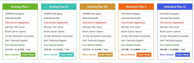 Hosterpk web hosting provider