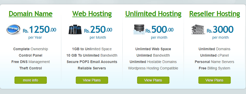 Web Hosting Companies of Pakistan in 2019