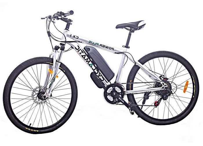 Cyclamatic Power Plus CX1