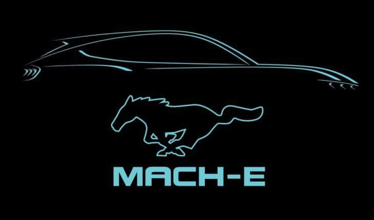 Ford Mustang Mach E details
