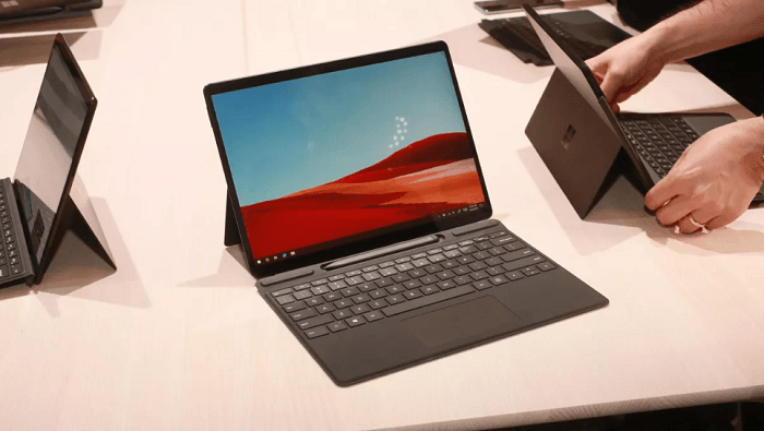 A complete review of Microsoft Surface Pro X