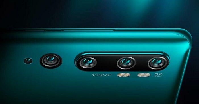 Xiaomi CC9 Pro 108-Megapixels Camera