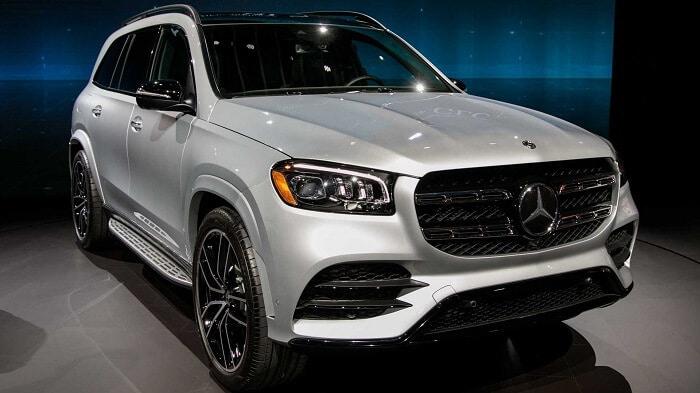 2020 Mercedes-Benz GlLS SUV