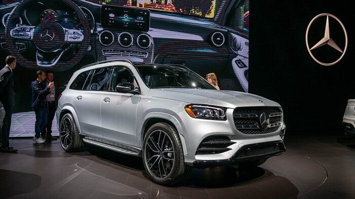 2020 Mercedes-Benz GlLS SUV complete review
