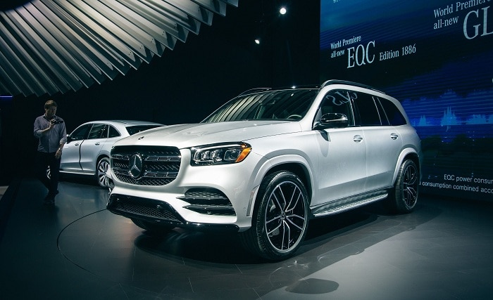 2020 Mercedes-Benz GlLS SUV details