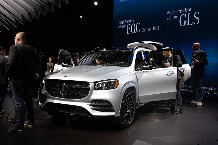 Mercedes-Benz GlLS 580 SUV