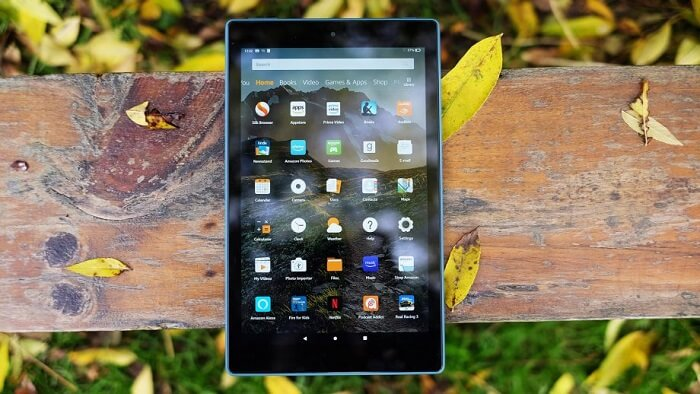 Amazon Fire HD 10 features