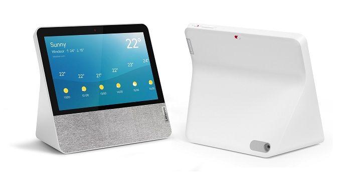Lenovo Smart Display 7 design