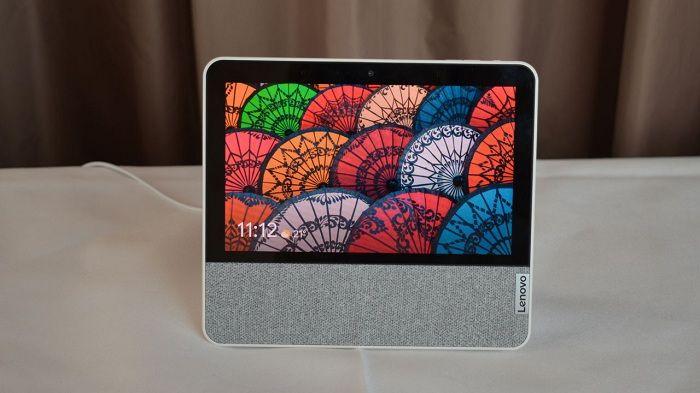 Lenovo Smart Display 7 display