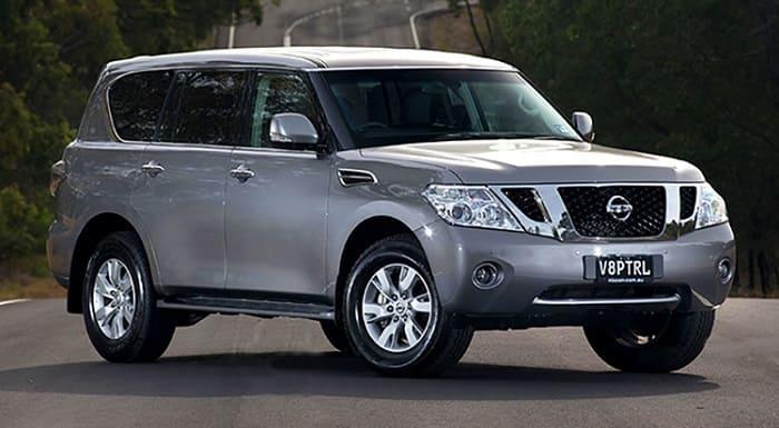 Nissan Patrol - Top 3 Favorite Cars