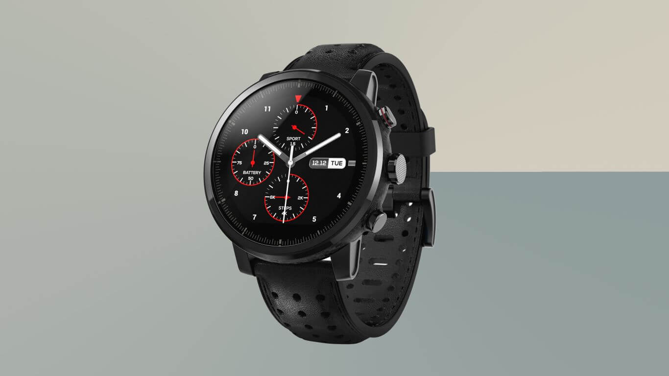 Amazfit smartwatches