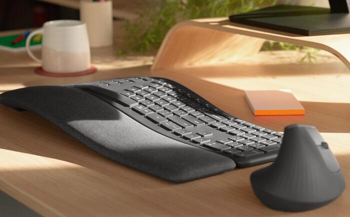 Logitech Ergo K860 Keyboard specifications