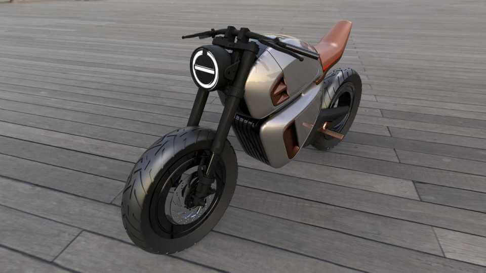 Nawa Hybrid e-Bike