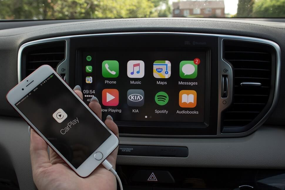 Apple CarPlay iOS