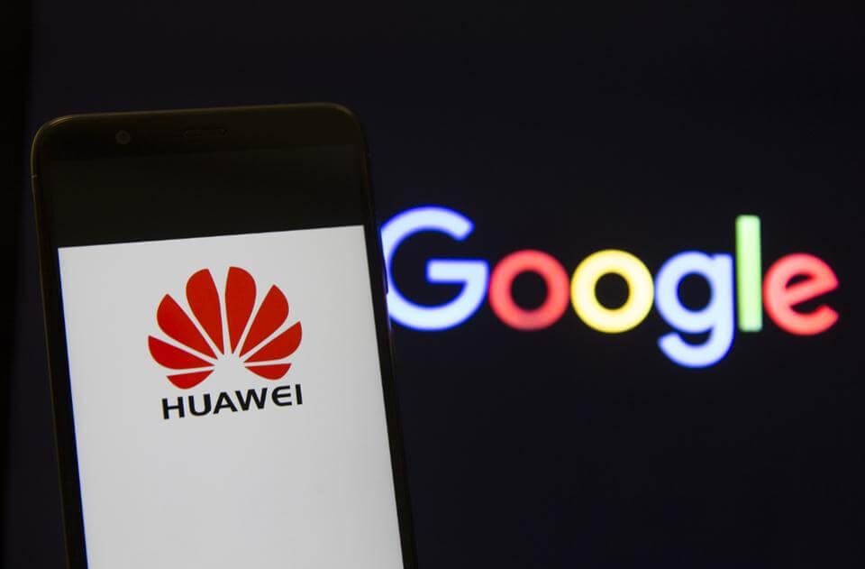 Google Reveals Huawei Ban