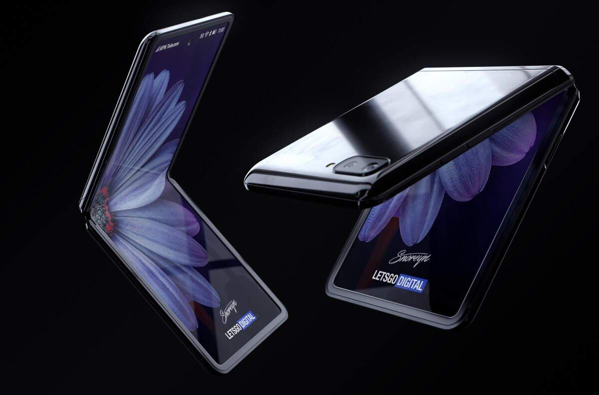 Samsung Galaxy Z Flip - Samsung Galaxy S20 Event