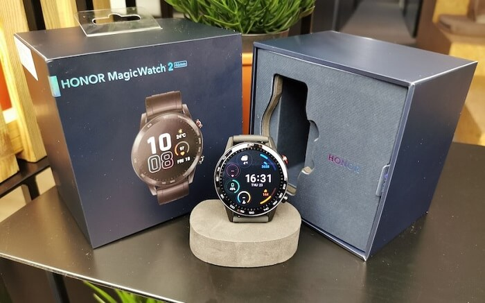 Honor MagicWatch 2 features and specifications