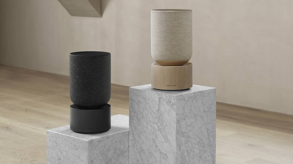 Bang and Olufsen Beosound Balance Wireless Home Speakers are the Stylish