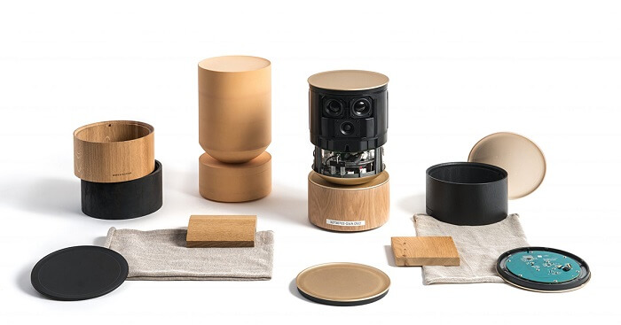 Bang and Olufsen Beosound Balance speakers