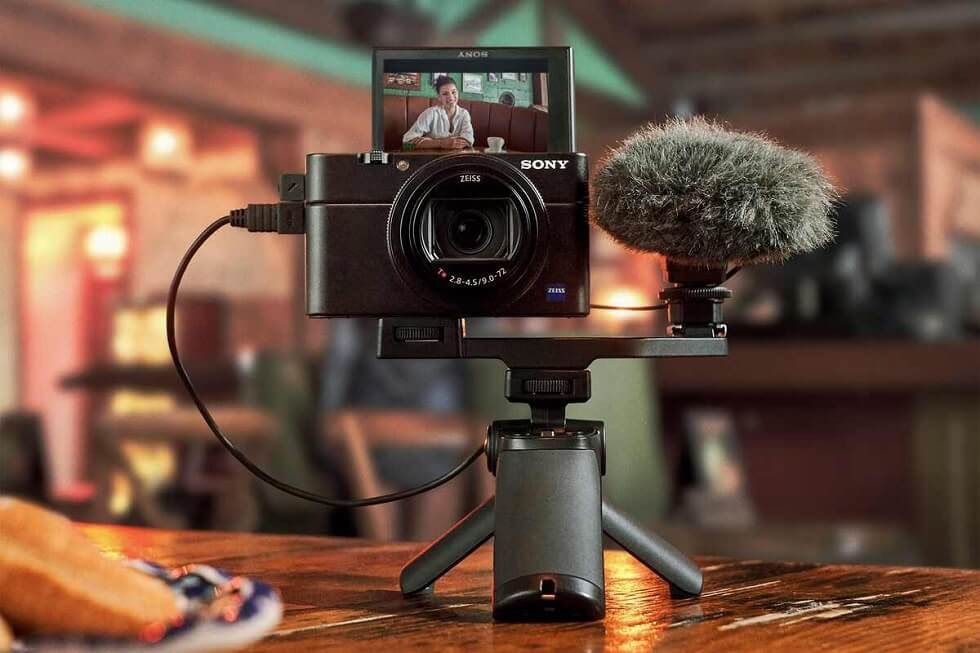 Sony RX100 Mark VII: The Vlogger Camera