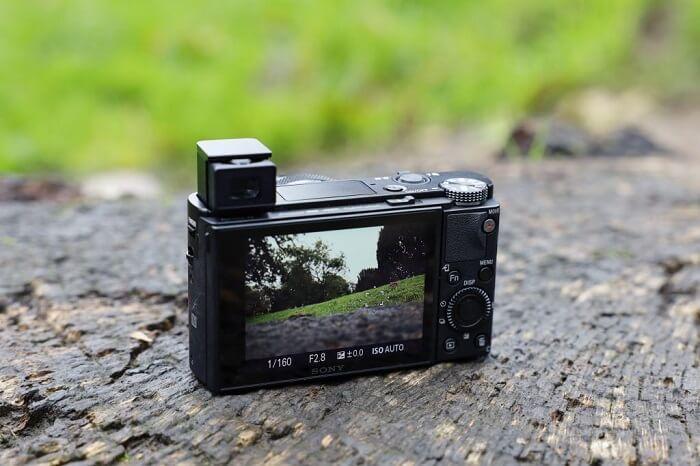Sony RX100 Mark VII specs