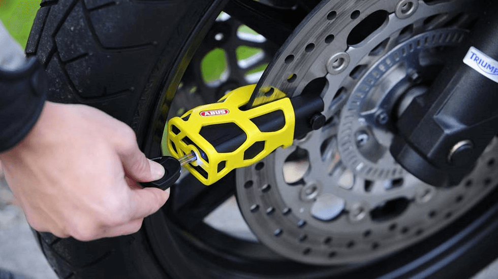 5 Best Antitheft Locks for Your Motorcycle