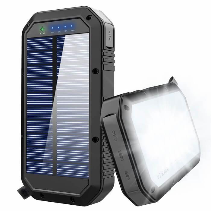 GoerTek Solar Charger