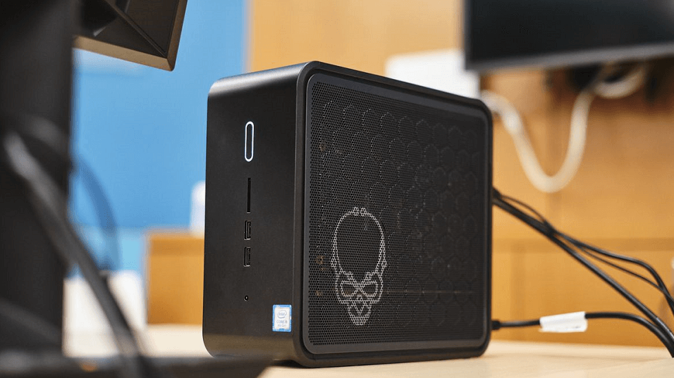 Intel NUC 9 Extreme is a New Flagship in Tiny Gaming PCs