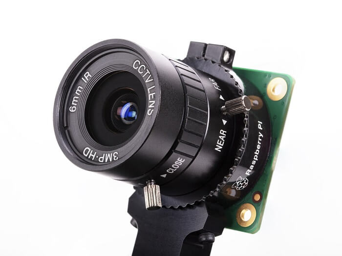 Raspberry Pi's Improved Camera