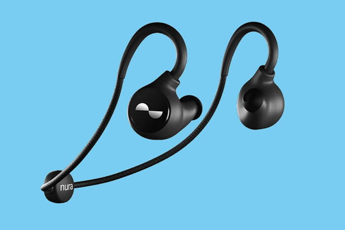 ANC earphones