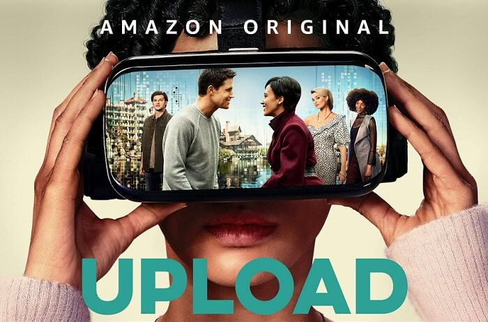 Story of amazon's new TV series - Amazon's Upload
