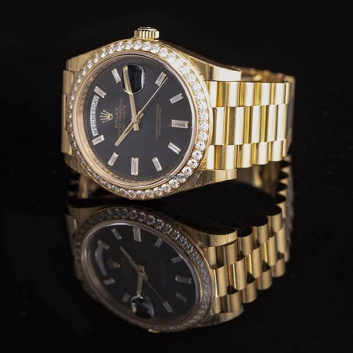 Rolex President Watch