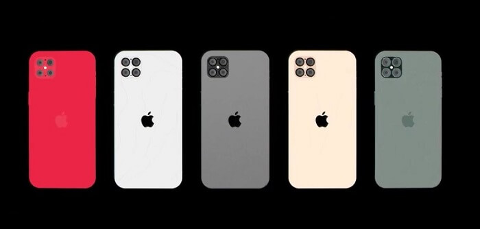 iPhone 12 Series Leaks