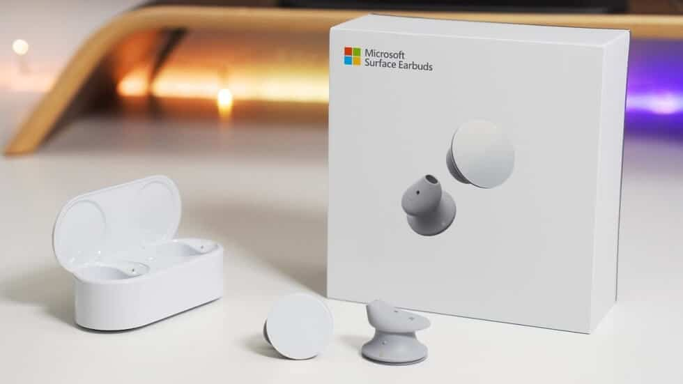 Microsoft Surface Earbuds: True Wireless Earbuds
