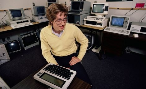 What the Tech Looked Like in the 1980s?