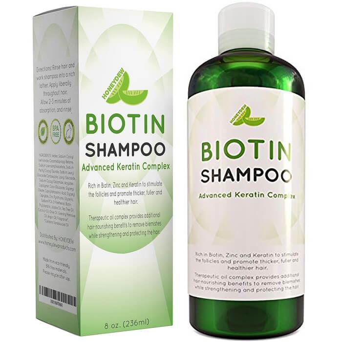 HONEYDEW Natural Hair Loss Shampoo