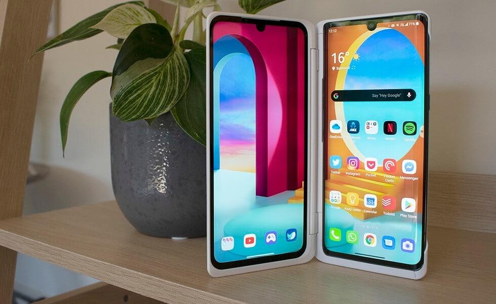 Hands-on LG Velvet Review: Dual Screen Phone