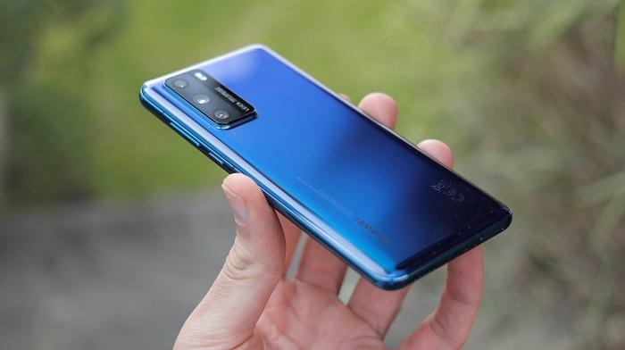 Latest Huawei smartphones