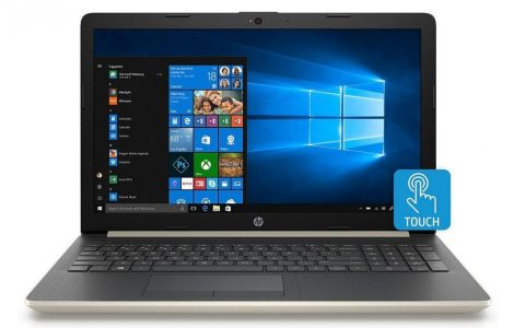HP 17-inch Touchscreen Laptop: The Cheapest