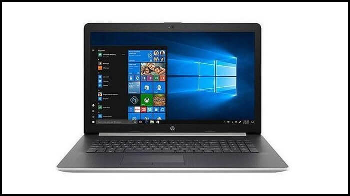 HP 17-inch Touchscreen Laptop