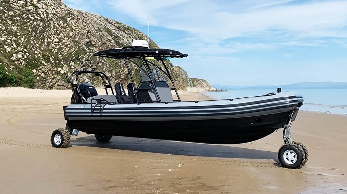 Professional Amphibious Boats