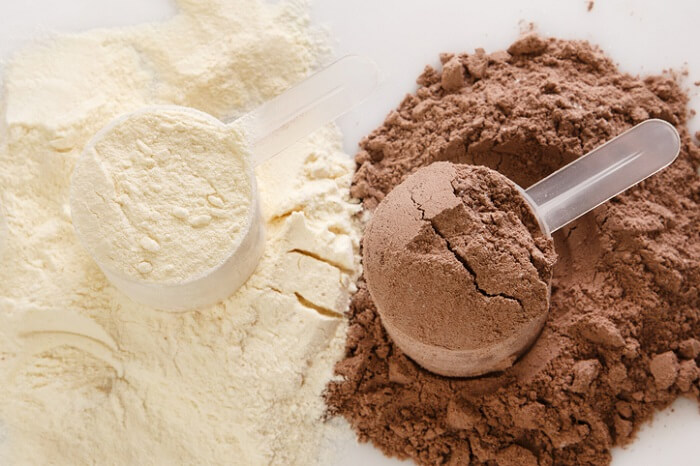 Whey Protein - Top 10 Supplements for Men