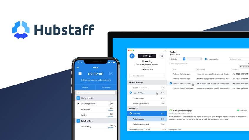 Hubstaff - Employee monitoring software