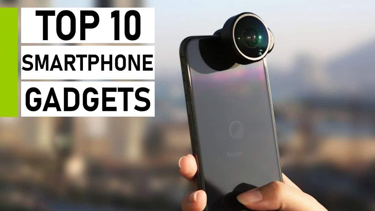 Top 10 Smartphones Gadgets to Buy in 2020
