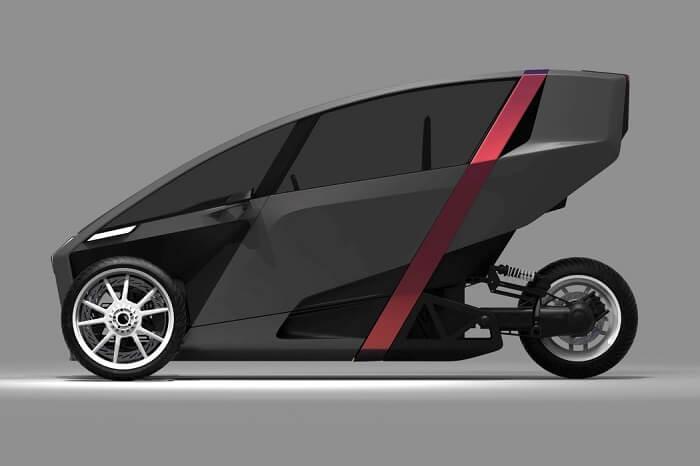 Modern Electric Vehicles