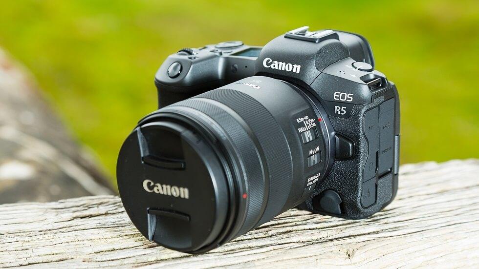 Canon EOS R5: The World's Powerful Hybrid Camera