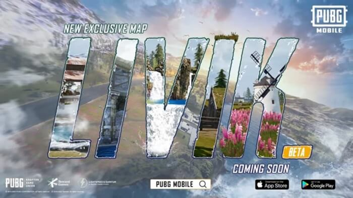 PUBG Mobile Exclusive Map