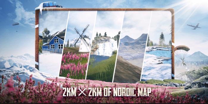 Livik - New map for PUBG mobile
